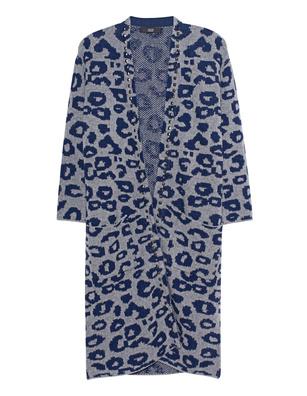 STEFFEN SCHRAUT Knit Leo Grey Blue