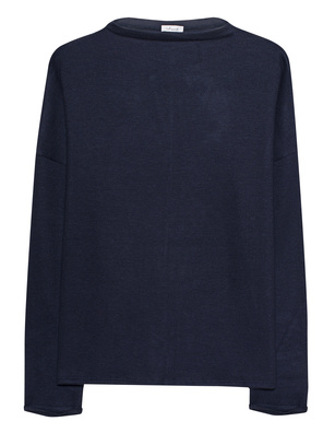 iHEART Turtleneck Celia Navy