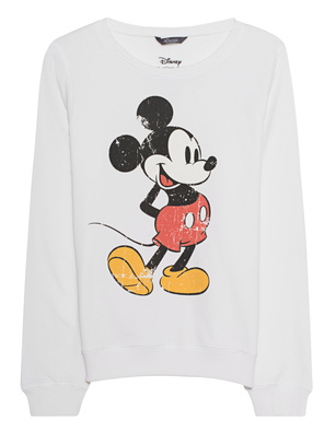 PRINCESS GOES HOLLYWOOD Mickey Classic White