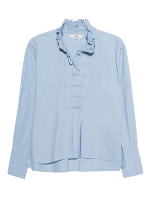 Isabel Marant Étoile Mora Embroid Light Blue