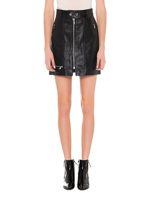 Isabel Marant Étoile Alynna Leather Short Black