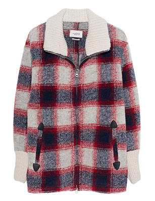 Isabel Marant Étoile Gimo Checked Multicolor
