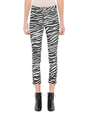 Isabel Marant Étoile Alone Zebra Black White