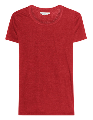 Isabel Marant Étoile Kiliann Crew Neck Red