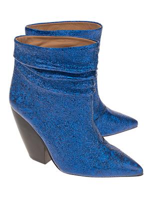 IRO Elektro Shimmering Short Blue