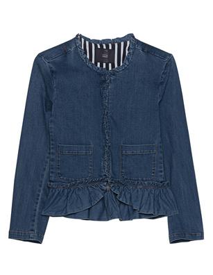 STEFFEN SCHRAUT Denim Jacket Blue