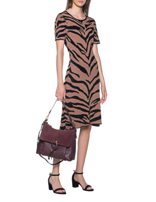 STEFFEN SCHRAUT Knit Chic Tiger Multicolor