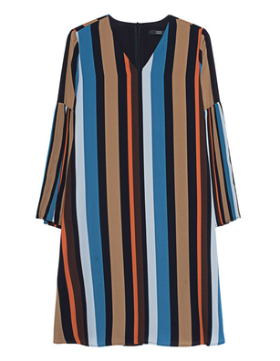 STEFFEN SCHRAUT Stripe Dress Multicolor