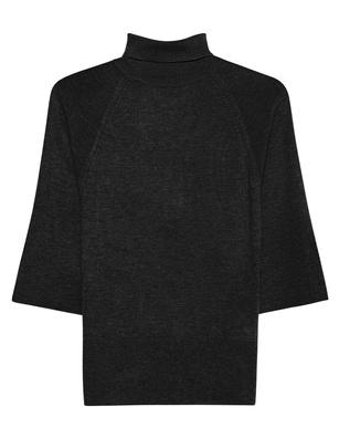 STEFFEN SCHRAUT Turtle Short Sleeve Black