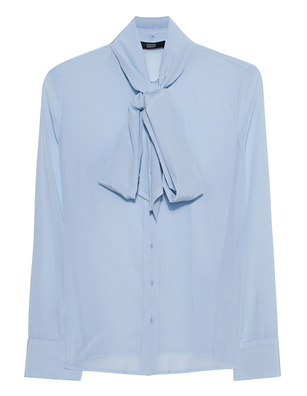 STEFFEN SCHRAUT Silk Blouse Light Blue