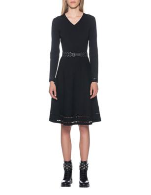 STEFFEN SCHRAUT Knit Dress Basic Black