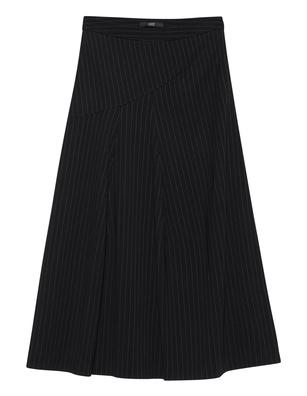 STEFFEN SCHRAUT Pinstripe Black