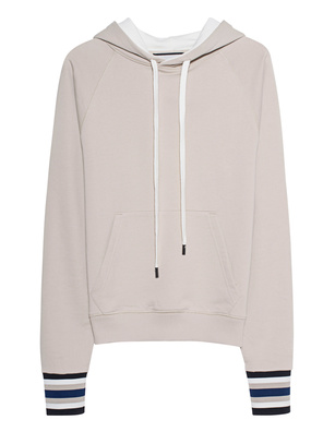 ROQA Hooded Stripes Beige