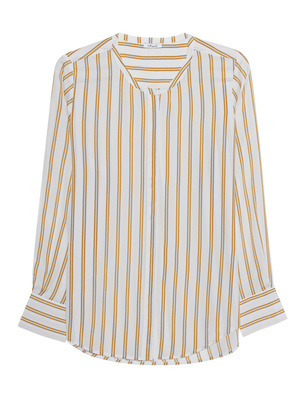 iHEART Fabia Stripes Off-White