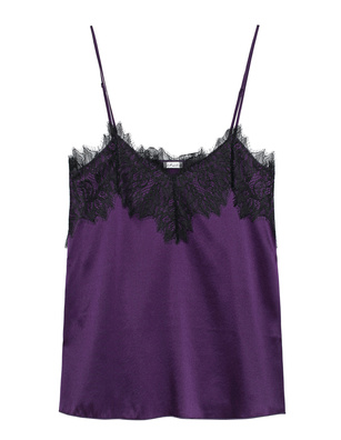 iHEART Magda Lace Lilac