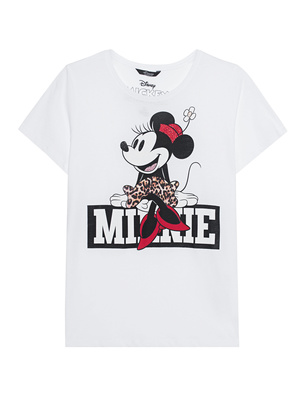 PRINCESS GOES HOLLYWOOD Minnie Shirt White
