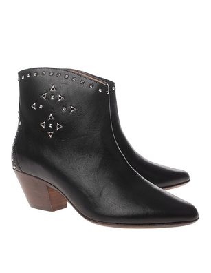 Isabel Marant Étoile Dacken Boots Black
