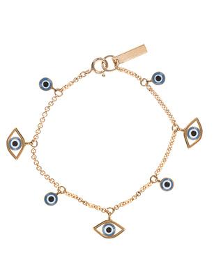 Isabel Marant Étoile Lucky Eyes Bracelet Gold