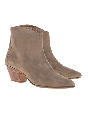 Isabel Marant Étoile Dacken Suede Taupe