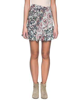 Isabel Marant Étoile Flowers Patchwork Multicolor