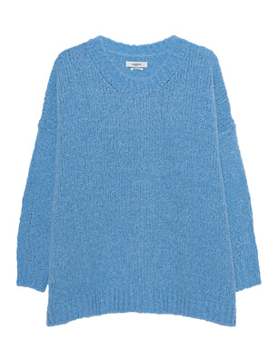 Isabel Marant Étoile Shana Fluffy Color Light Blue