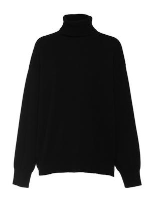 AG Jeans Rollneck Oversize Black