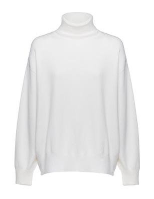 AG Jeans Rollneck Oversize Off White