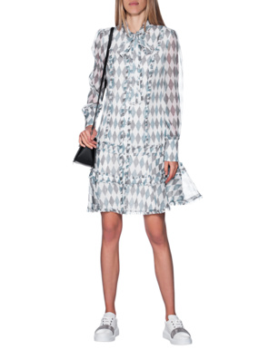 STEFFEN SCHRAUT Fringes Dress London Hype