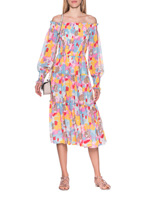 STEFFEN SCHRAUT Floral Off Summer Multicolor