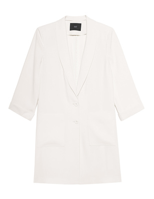 STEFFEN SCHRAUT Chic Long Off White