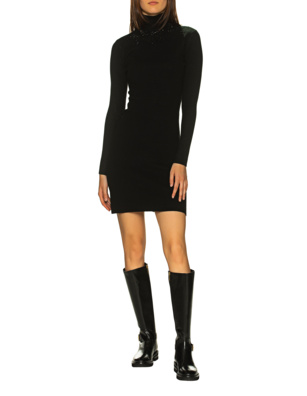 STEFFEN SCHRAUT Knit Turtleneck Gemstone Black