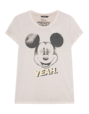 PRINCESS GOES HOLLYWOOD Disney Mickey Yeah Washed Flint