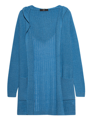 STEFFEN SCHRAUT KNIT ELECTRIC BLUE