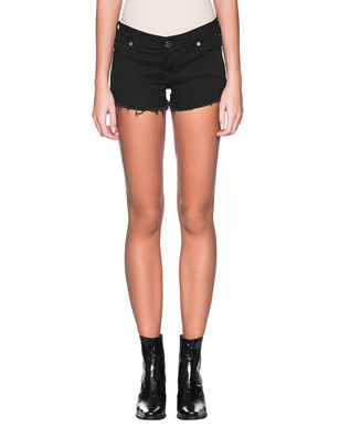 TRUE RELIGION Joey Short Flap Black