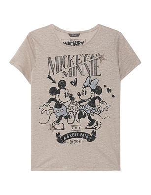 PRINCESS GOES HOLLYWOOD Mickey Minnie Great Pair Sand