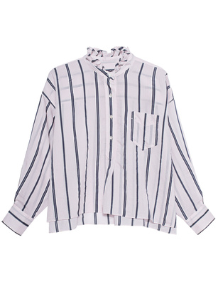 Isabel Marant Étoile Olena Stripes Rose