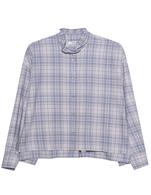 Isabel Marant Étoile Ilaria Checked Light Pink