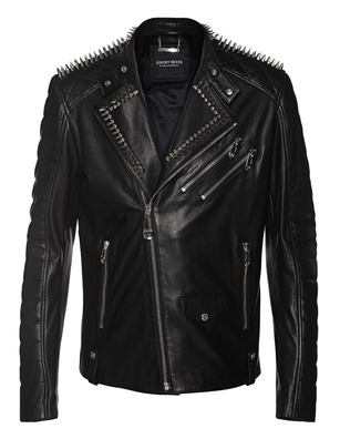 JEREMY MEEKS Spikes Leather