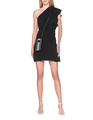 IRO One Shoulder Black