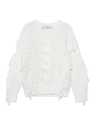 IRO Wylo Knit White