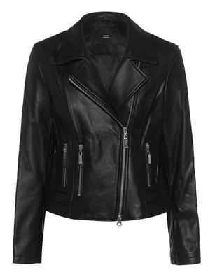 STEFFEN SCHRAUT Leather Luxury Black
