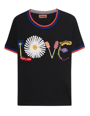 MISSONI Love Flower Black