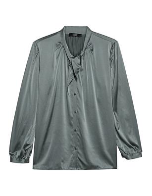 STEFFEN SCHRAUT Silk Bow Grey