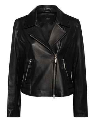 STEFFEN SCHRAUT Biker Leather Black