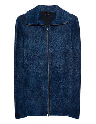 AVANT TOI Wool Zip Blue