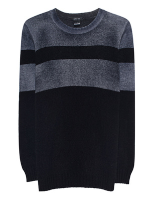AVANT TOI Knit Stripe Black