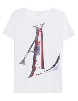 LALA BERLIN Ima LA Shirt White