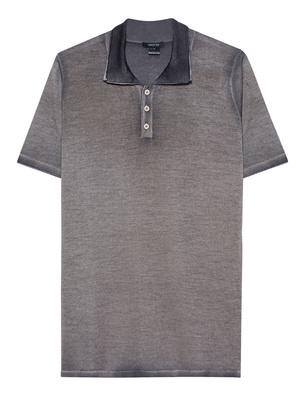AVANT TOI Polo Shirt Grey