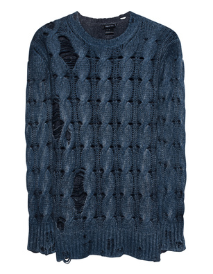 AVANT TOI Knit Indigo Blue