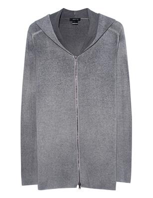 AVANT TOI Hoodie Zip Grey
